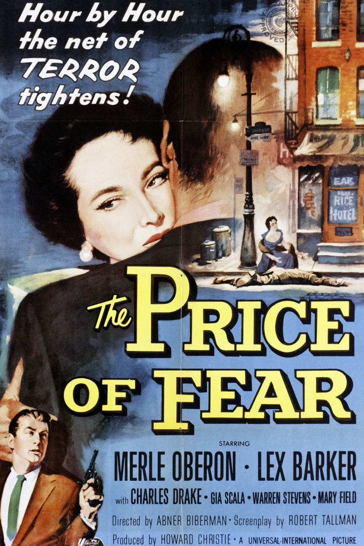 The Price of Fear (1956 film) wwwgstaticcomtvthumbmovieposters41147p41147
