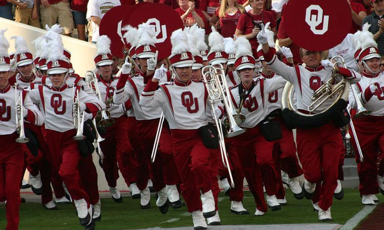 The Pride of Oklahoma Marching Band New Pride of Oklahoma Director Embroiled in Controversy Halftime