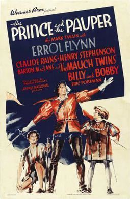 The Prince and the Pauper (1937 film) The Prince and the Pauper 1937 film Wikipedia