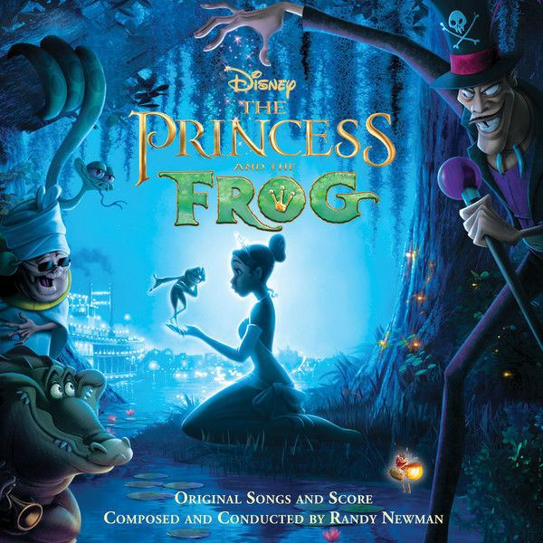 The Princess and the Frog: Original Songs and Score is3mzstaticcomimagethumbMusicv49dd4679dd