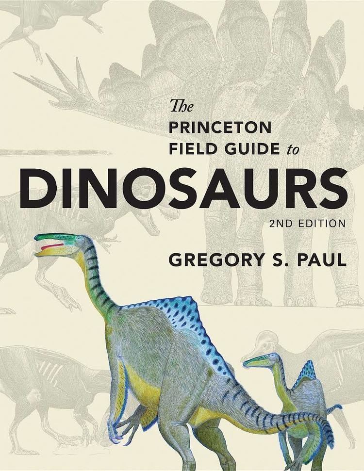 The Princeton Field Guide to Dinosaurs t0gstaticcomimagesqtbnANd9GcQXyWDbRKfeUfDlCF
