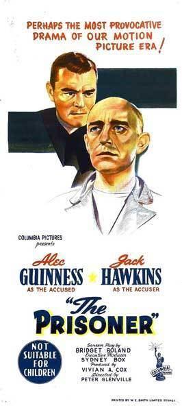 The Prisoner (1955 film) The Prisoner Movie Posters From Movie Poster Shop