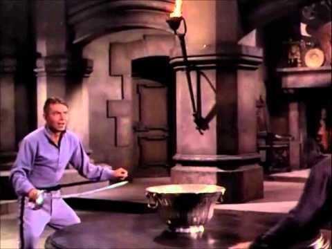 The Prisoner of Zenda (1952 film) The Prisoner of Zenda 1952 Final fight YouTube