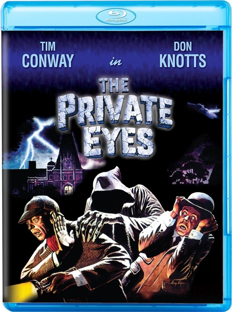 The Private Eyes (1980 film) The Private Eyes Bluray