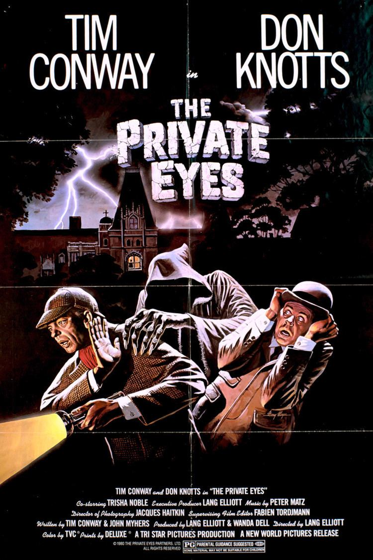 The Private Eyes (1980 film) wwwgstaticcomtvthumbmovieposters346p346pv