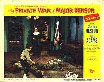 The Private War of Major Benson Private War Of Major Benson movie posters at movie poster warehouse