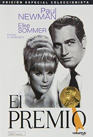 The Prize (1963 film) The Prize 1963 Amazoncouk Elke Sommer Micheline Presle Paul