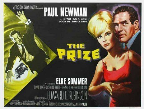 The Prize (1963 film) Apocalypse Later The Prize 1963
