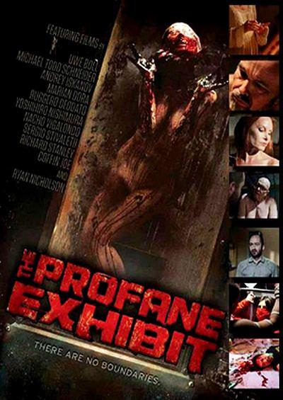 The Profane Exhibit The Profane Exhibit Horror Cult Reviews