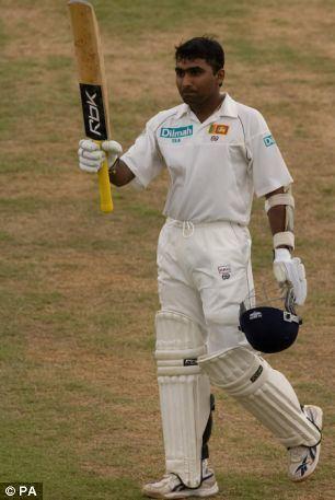The Professional Sri Lankan cricketer MAHELA JAYAWARDENE The Professional Sri Lankan cricketer MAHELA JAYAWARDENE