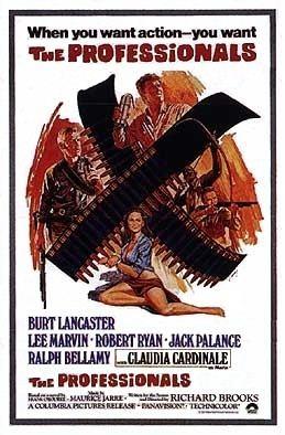 The Professionals (1960 film) The Professionals 1966 film Wikipedia