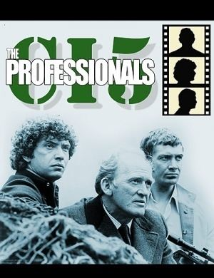 The Professionals (TV series) Professionals TV Series The Internet Movie Firearms Database