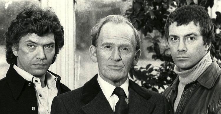 The Professionals (TV series) The Professionals Classic UK TV Pinterest Martin shaw Martin