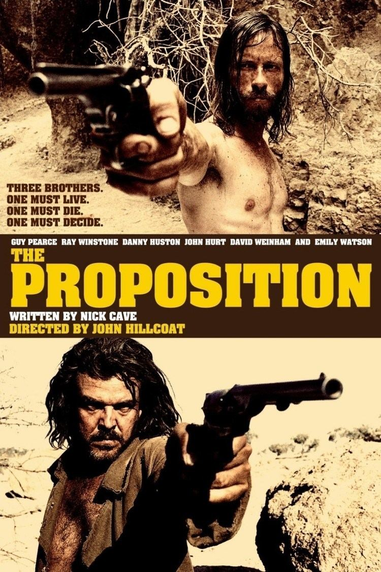 The Proposition (2005 film) Subscene Subtitles for The Proposition