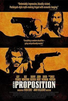 The Proposition (2005 film) The Proposition 2005 film Wikipedia