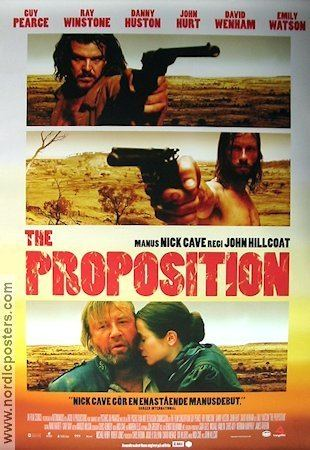The Proposition (2005 film) THE PROPOSITION Movie poster 2005 original NordicPosters