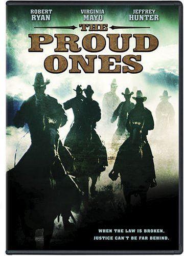 The Proud Ones Amazoncom The Proud Ones Robert Ryan Virginia Mayo Jeffrey