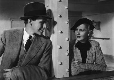 The Public Menace The Public Menace 1935 Adventure in Manhattan 1936 UCLA Film