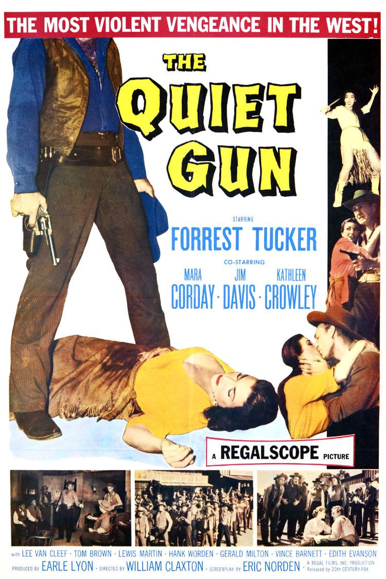 The Quiet Gun wwwgstaticcomtvthumbmovieposters40872p40872
