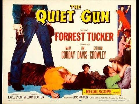 The Quiet Gun The Quiet Gun 1957 Western Movie Forrest Tucker Jim Davis Lee Van