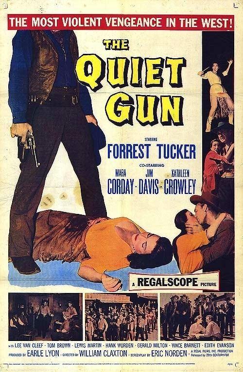The Quiet Gun F This Movie Off the Shelf The Quiet Gun Bluray