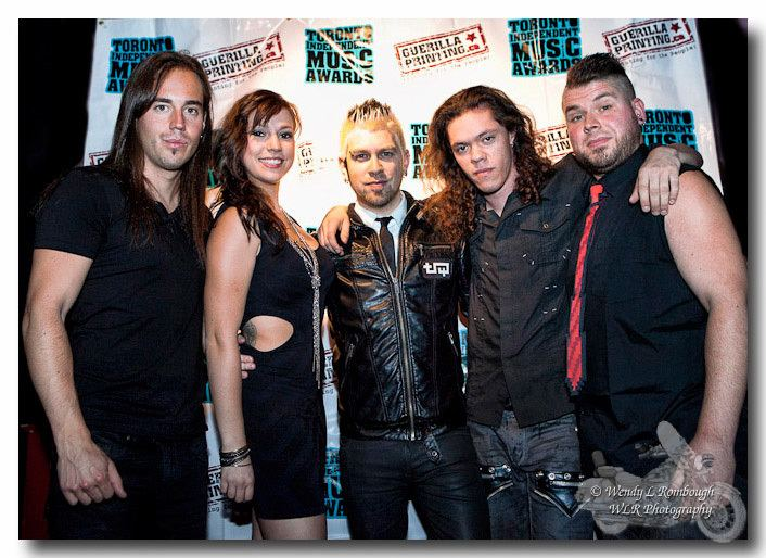 The Rabid Whole Toronto Independent Music Awards Oct 6 2012