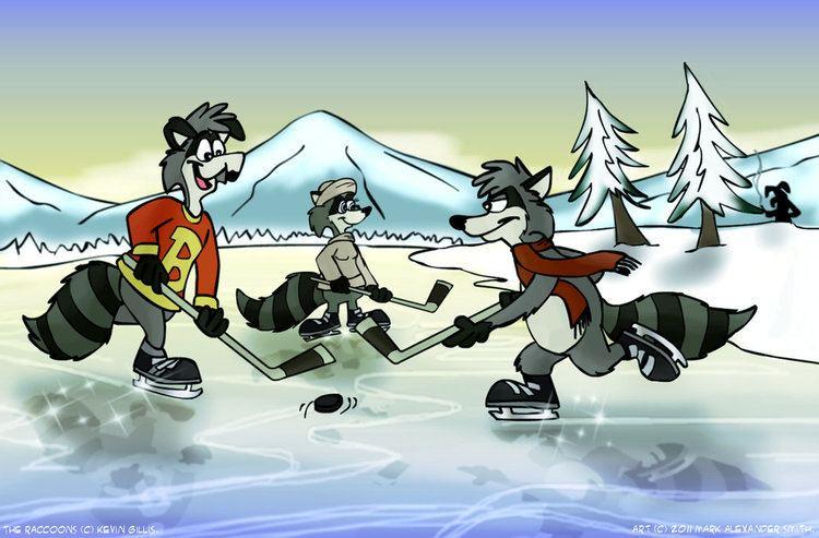 The Raccoons on Ice movie scenes