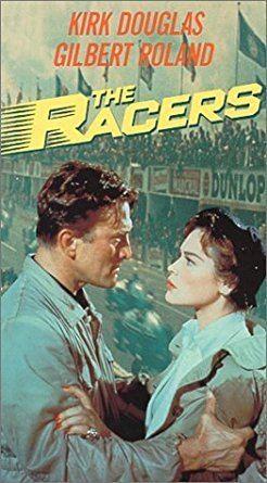 The Racers Amazoncom The Racers 1955 VHS Kirk Douglas Bella Darvi