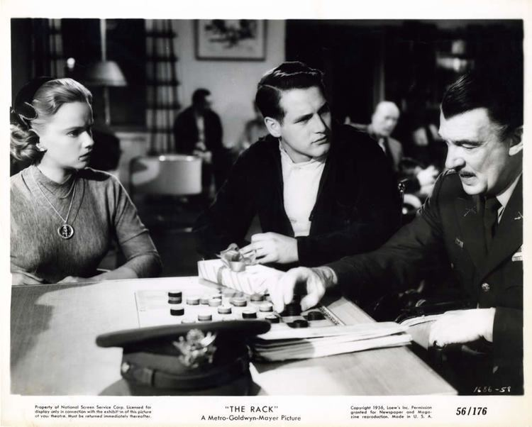 The Rack (film) The Rack 1956 Toronto Film Society Toronto Film Society