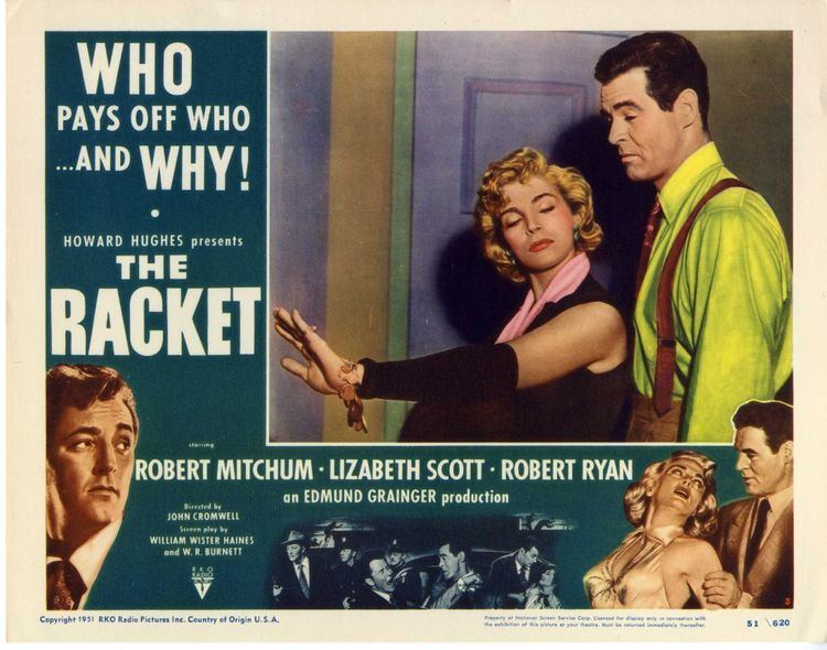 The Racket (1951 film) The Racket 1951