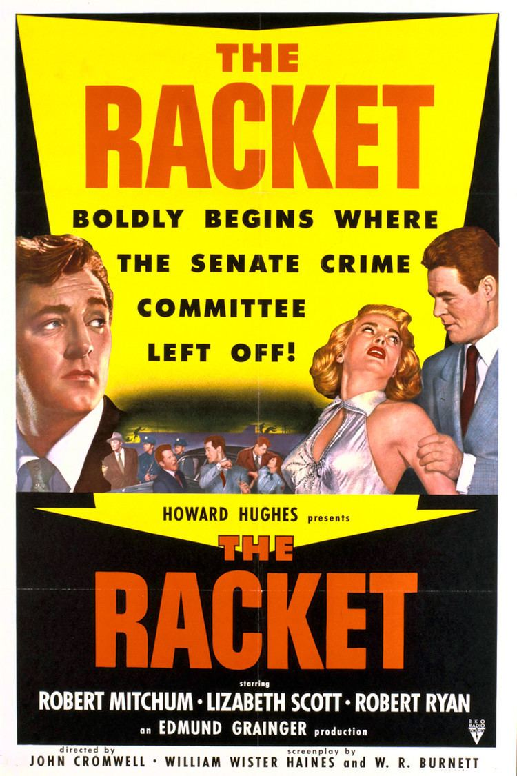 The Racket (1951 film) wwwgstaticcomtvthumbmovieposters3392p3392p