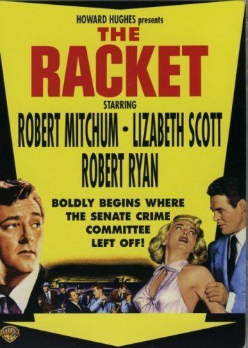 The Racket (1951 film) Amazoncom The Racket Robert Mitchum Lizabeth Scott Robert Ryan