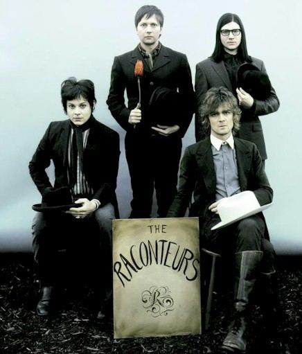 The Raconteurs The Raconteurs Had To Change Their Band Name To The Saboteurs In