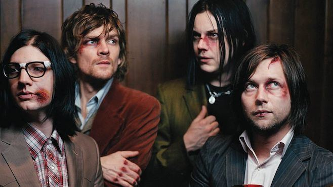 The Raconteurs The Raconteurs Albums Songs and News Pitchfork
