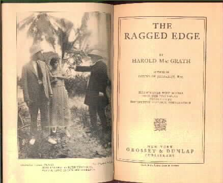 The Ragged Edge (film) movie poster