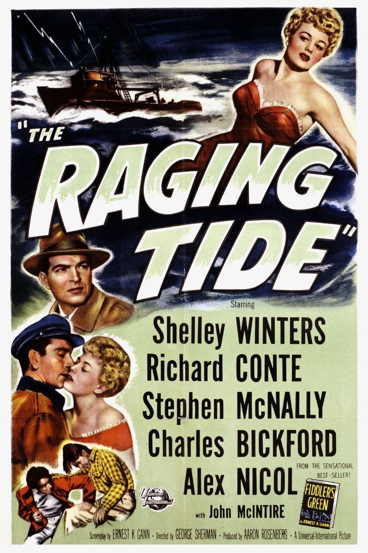 The Raging Tide wwwgstaticcomtvthumbmovieposters39111p39111