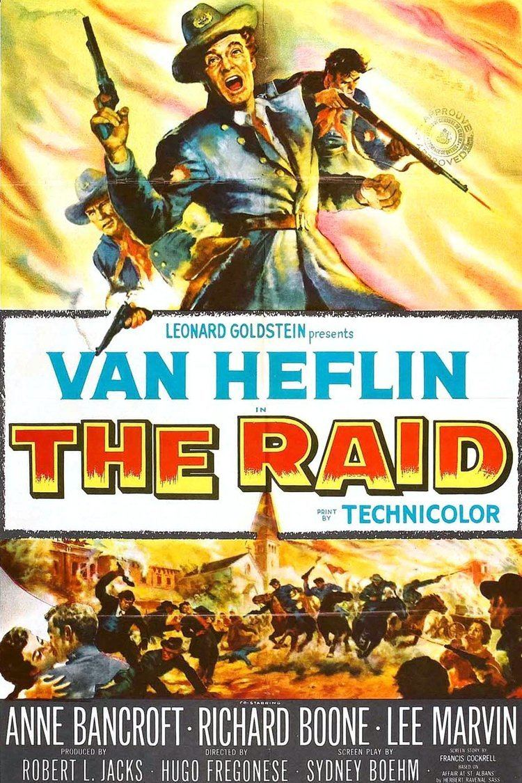 The Raid (1954 film) wwwgstaticcomtvthumbmovieposters6678p6678p