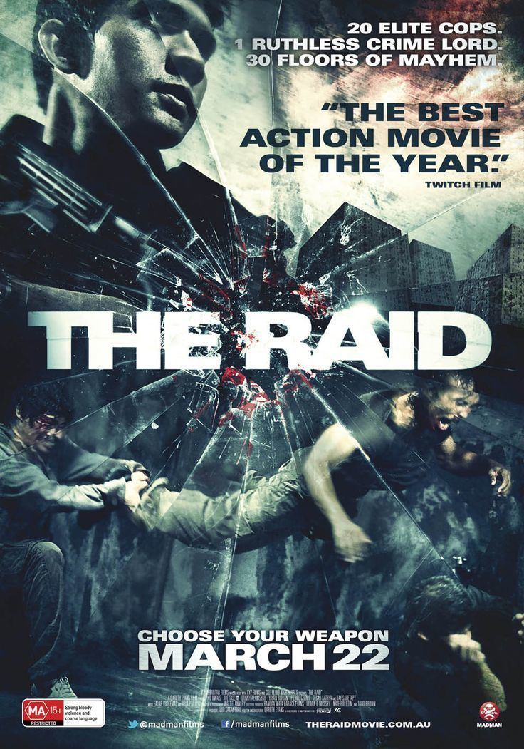 The Raid (2011 film) 1000 images about The Raid Redemption on Pinterest Gareth evans