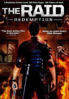The Raid (2011 film) The Raid Redemption 2011 for Rent on DVD and Bluray DVD Netflix