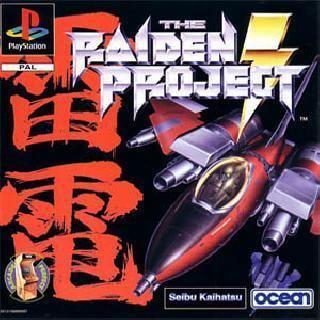 The Raiden Project Raiden Project U ISO lt PSX ISOs Emuparadise