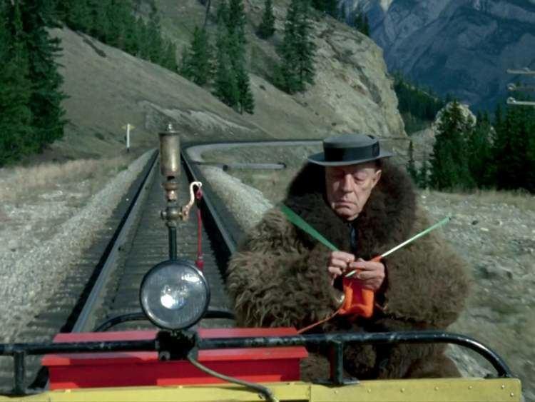 The Railrodder The Railrodder on Vimeo