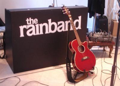 The Rainband therainbandprettygreen2jpg