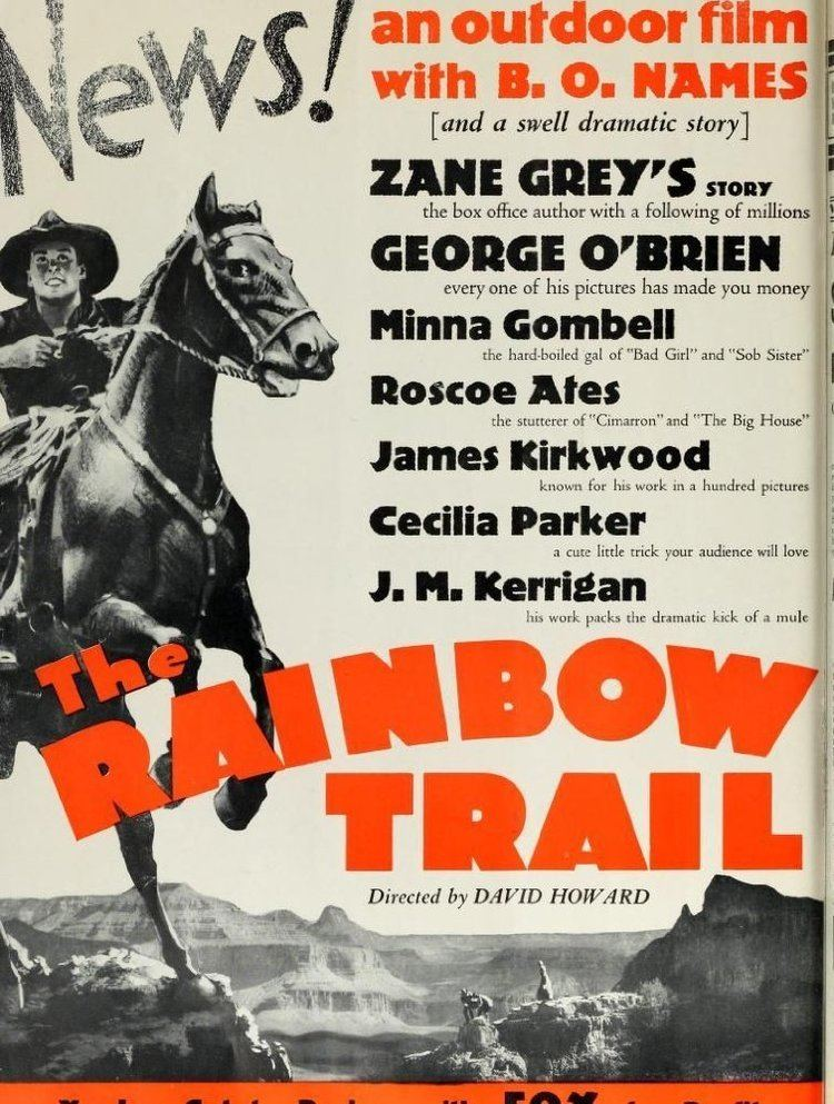 The Rainbow Trail (film) Lauras Miscellaneous Musings Tonights Movie The Rainbow Trail 1932