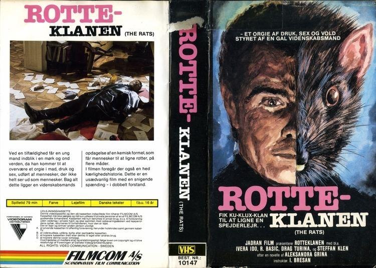 The Rat Savior The Rat Saviour 1976 HORRORPEDIA