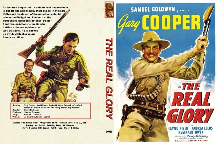 The Real Glory Video 48 GARY COOPERS THE REAL GLORY 1939 A MOVIE ABOUT THE