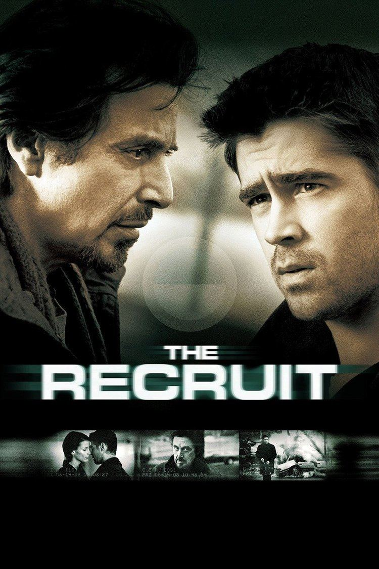 The Recruit wwwgstaticcomtvthumbmovieposters31358p31358