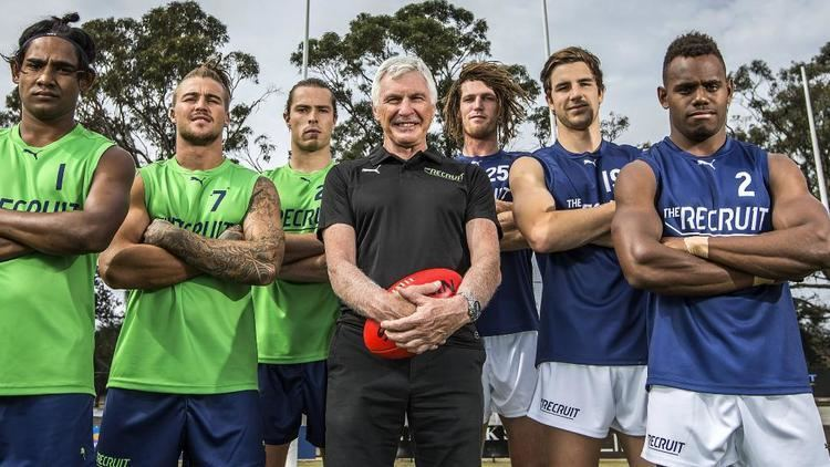 The Recruit (TV series) Mick Malthouse joins Foxtel reality TV show The Recruit as coach