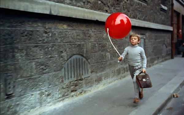 The Red Balloon The Red Balloon 1956 Review BasementRejects