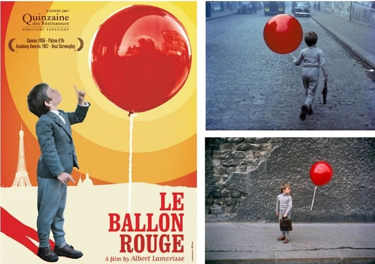 The Red Balloon The Red Balloon rendermentor