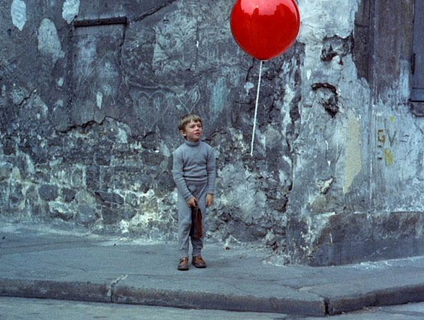 The Red Balloon BAM The Red Balloon White Mane